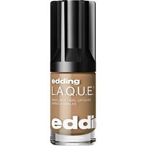 Image of edding Make-up Nägel Browns L.A.Q.U.E. Nr. 177 Pure Powder 8 ml