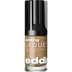 edding - Kynnet - Ruskeat L.A.Q.U.E.
