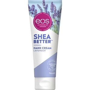 eos - Hände - Sheabetter Hand Cream Lavender