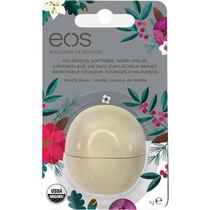 eos - Lippen - Vanilla Bean Organic Lip Balm
