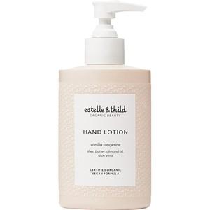 estelle & thild - Vanilla Tangarine - Hand Lotion