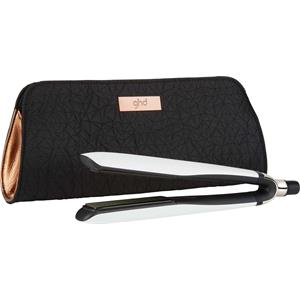 ghd - Copper Luxe - Platinum Styler White