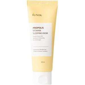 iUnik - Cream & Mask - Propolis Vitamin Sleeping Mask
