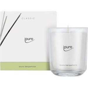 Ipuro - Classic Line - Bergamote Candle