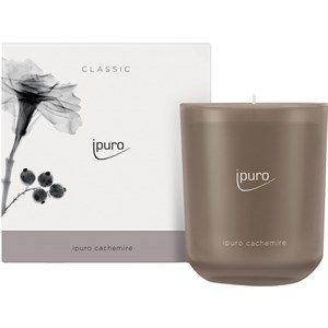 ipuro - Classic Line - Cachemire Candle