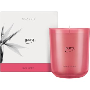 ipuro - Classic Line - Jardin Candle