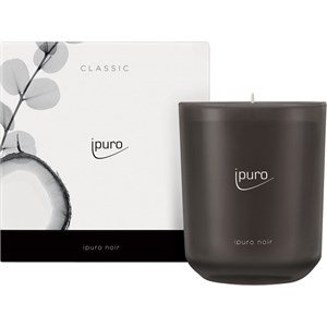 Ipuro - Classic Line - Noir Candle