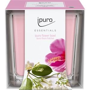 Ipuro - Essentials by Ipuro - Flower Bowl Candle