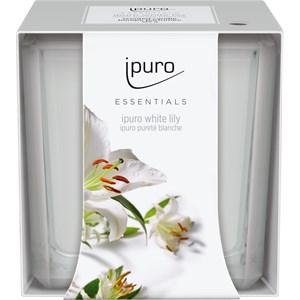 Ipuro - Essentials by Ipuro - White Lily Candle