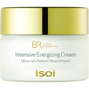 isoi - Bulgarian Rose - Intensive Energizing Cream
