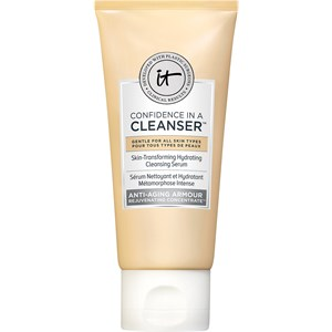 it Cosmetics - Feuchtigkeitspflege - Confidence In A Cleanser Skin-Transforming Hydrating Cleansing Serum