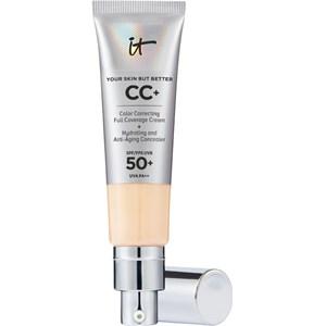 it Cosmetics - Feuchtigkeitspflege - Your Skin But Better CC+ Cream SPF 50+
