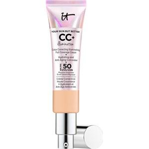 it Cosmetics - Feuchtigkeitspflege - Your Skin But Better CC+ Illumination Cream SPF 50+