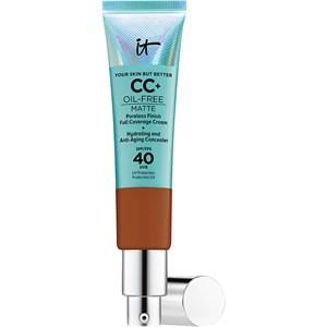 it Cosmetics - Moisturizer - Your Skin But Better CC+ Oil Free Matte Cream SPF 40