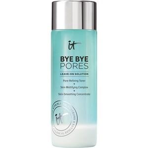 it Cosmetics - Reinigung - Bye Bye Pores  Leave-On Solution Pore-Refining Toner