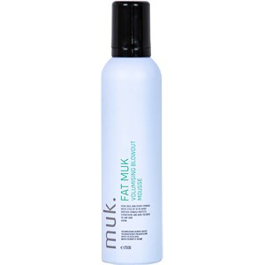 muk Haircare - Fat muk - Volumising Blowout Mousse