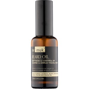muk Haircare - Mr Muk - Beard Oil