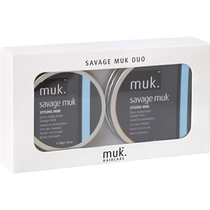 muk Haircare - Styling Muds - Geschenkset