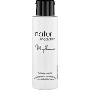 naturmädchen - Facial care - Mizellenwasser