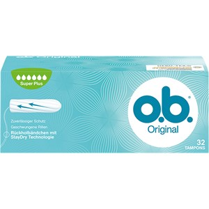 o.b. - Tampons - Super Plus Original