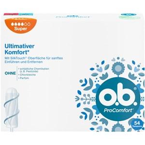 o.b. - Tampons - Pro Comfort Super