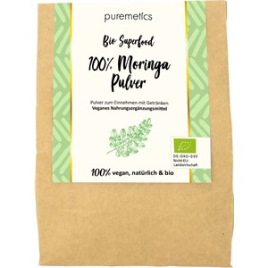 puremetics - Superfoods - Moringa-Pulver