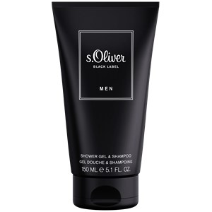 s.Oliver - Black Label Men - Shower Gel & Shampoo