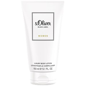 s.Oliver - Black Label Women - Luxury Body Lotion
