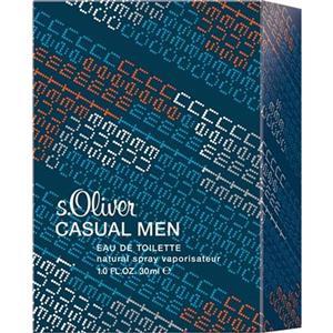 s.Oliver - Casual Men - Eau de Toilette Spray