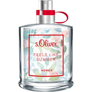 s.Oliver - Feels Like Summer - Eau de Toilette Spray