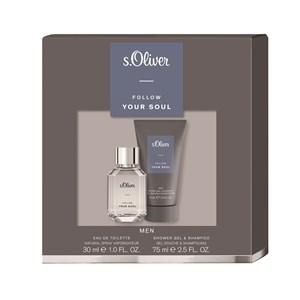 s.Oliver - Follow Your Soul Men - Gift set