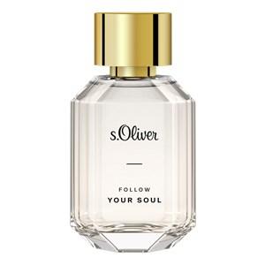 s.Oliver - Follow Your Soul Women - Eau de Toilette Spray