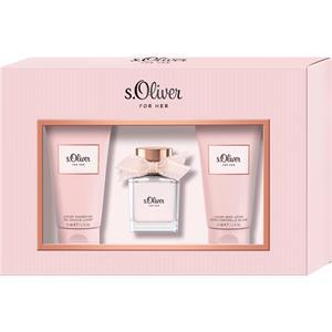 s.Oliver - For Her - Geschenkset