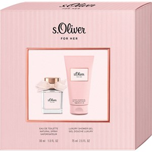 s.Oliver - for her - Lahjasetti