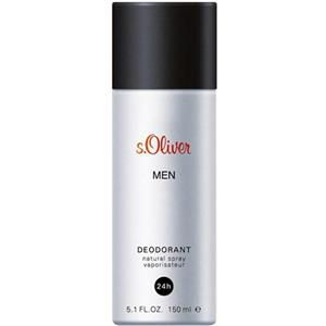 s.Oliver Herrendüfte Men Deodorant Spray 150 ml