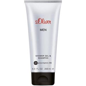 Image of s.Oliver Herrendüfte Men Shower Gel 200 ml