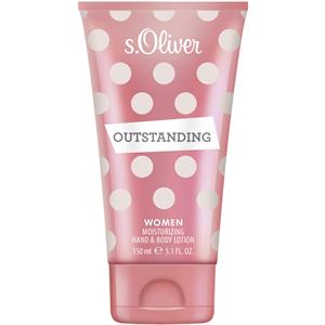 s.Oliver - Outstanding Women - Hand & Body Lotion