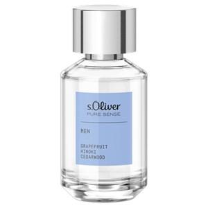 s.Oliver - Pure Sense Men - Eau de Toilette Spray