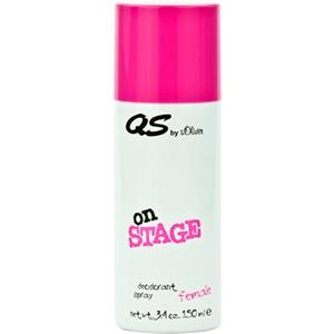 s.Oliver - QS on Stage Female - Deodorant Spray