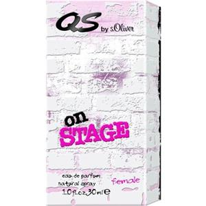 s.Oliver - QS on Stage Female - Eau de Parfum Spray