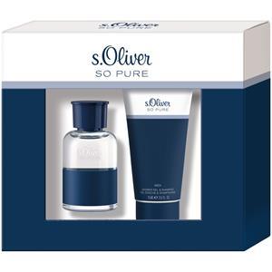 s-oliver-herrendufte-so-pure-men-geschenkset-eau-de-toilette-spray-30-ml-shower-gel-shampoo-75-ml-1-stk-