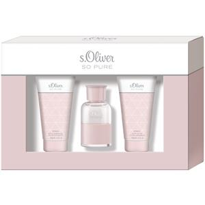 s-oliver-damendufte-so-pure-women-geschenkset-eau-de-toilette-spray-30-ml-bath-shower-gel-75-ml-body-lotion-75-ml-1-stk-