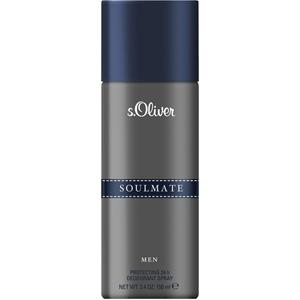 s.Oliver - Soulmate Men - Protection 24h Deodorant Spray