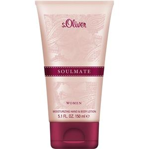s.Oliver - Soulmate Women - Moisturizing Hand & Body Lotion