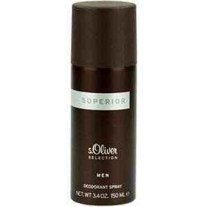 s.Oliver - Superior Men - Deodorant Spray Aerosol