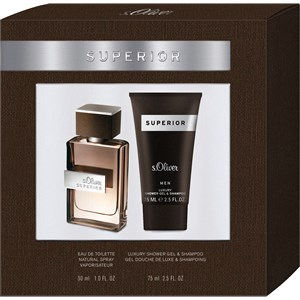 s.Oliver - Superior Men - Gift set