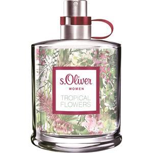 s.Oliver - Tropical Flowers - Eau de Toilette Spray
