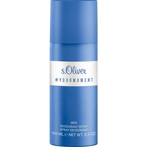 s.Oliver - Your Moment Men - Deodorant Spray