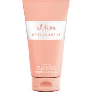 s.Oliver - Your Moment Women - Bath & Shower Gel