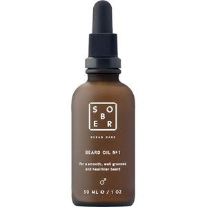 sober - Gesichtspflege - Beard Oil No.1